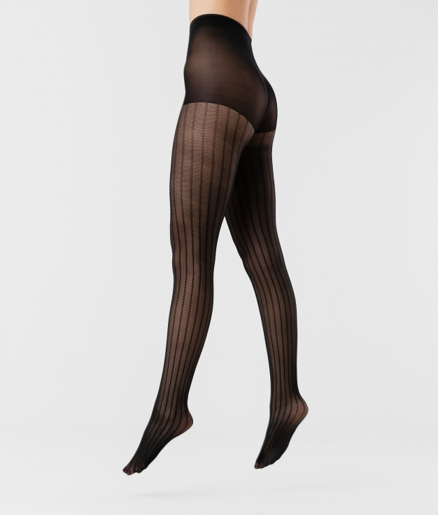 TIGHTS LLANTES - BLACK