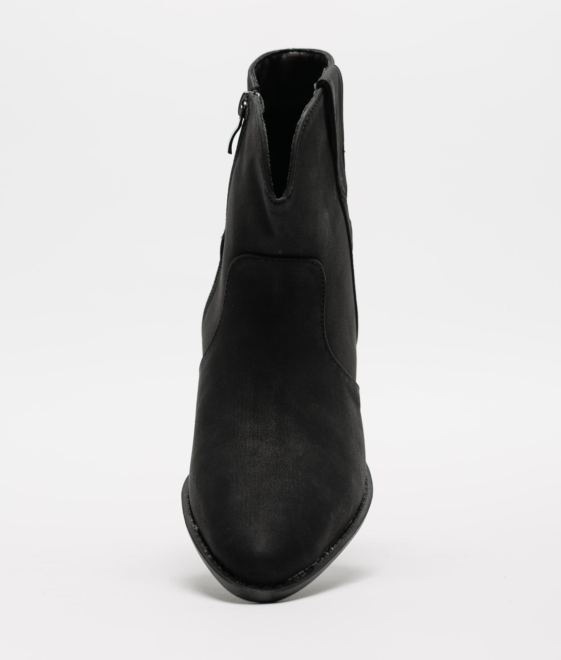 Bota Baja Noli - Negro