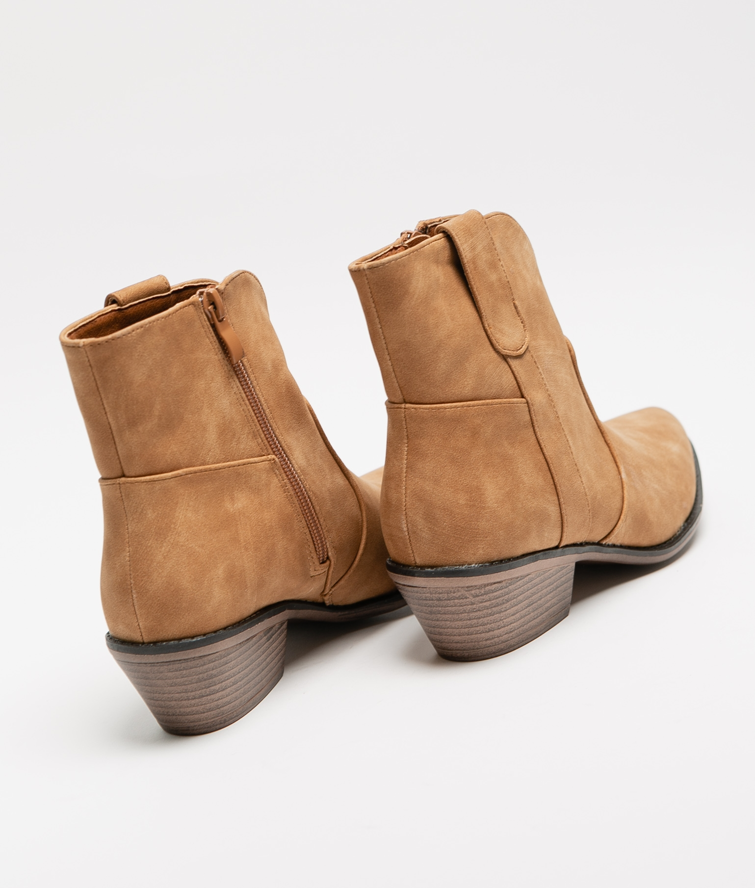 Bota Baja Noli - Camel