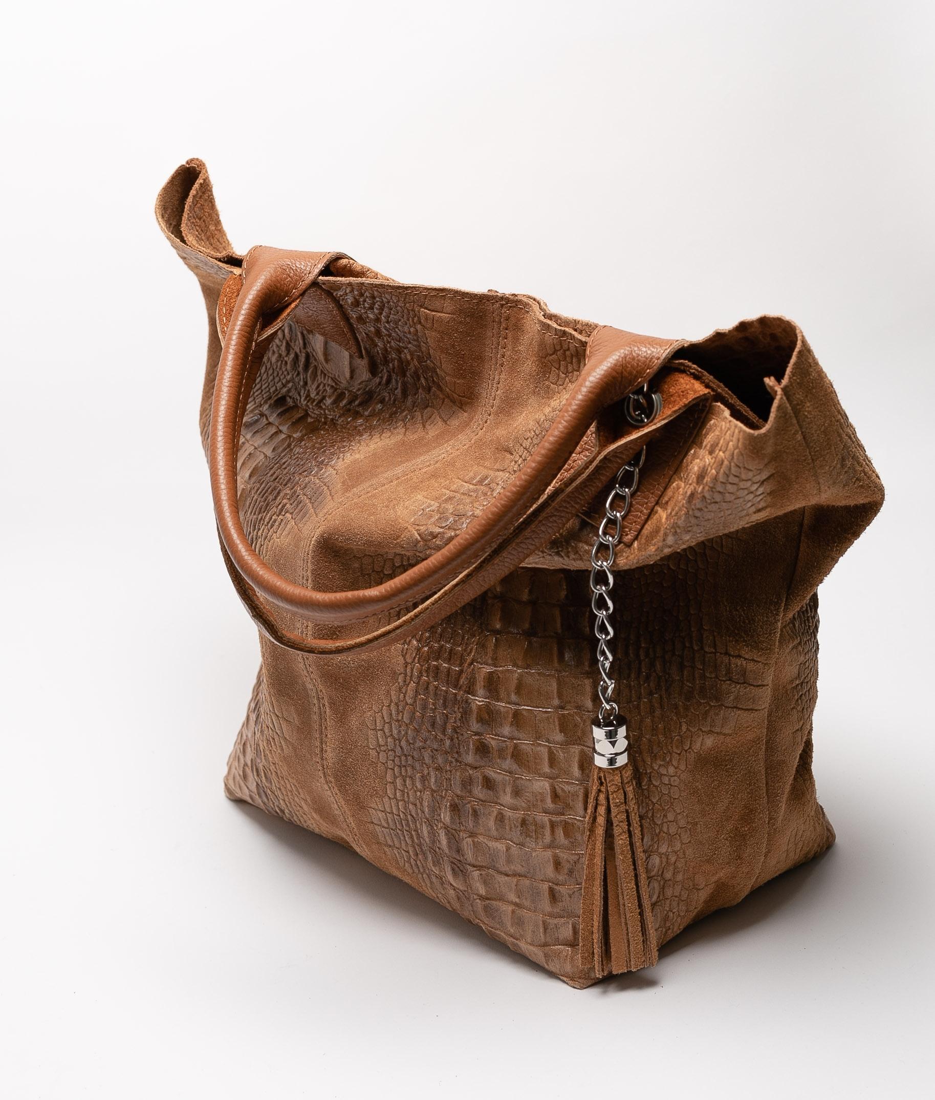Bolso de piel Barei - leather