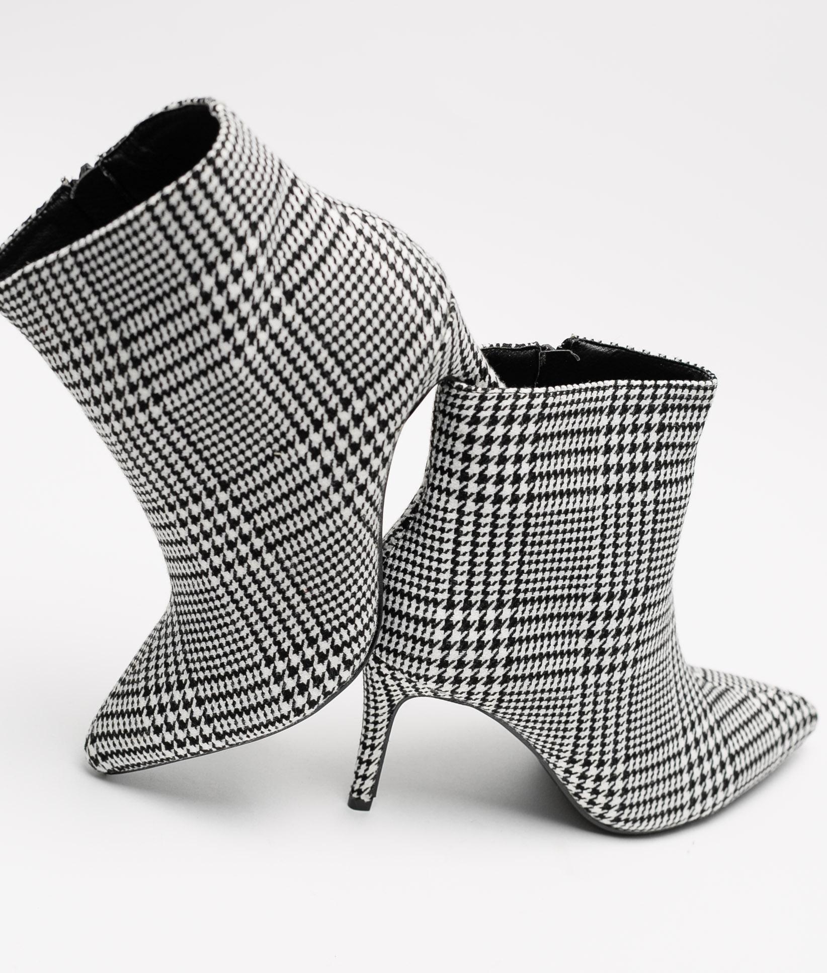 Boot Petite Lulú - Grey