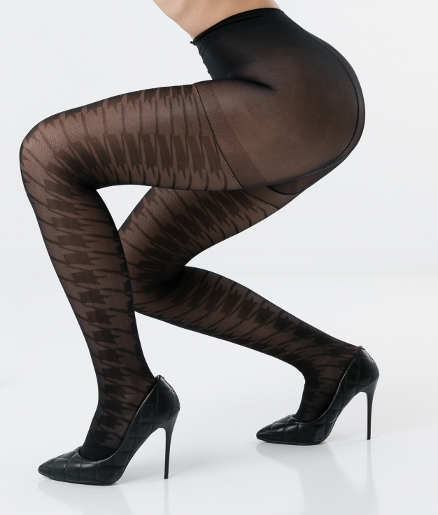 TIGHTS CANIOS - BLACK