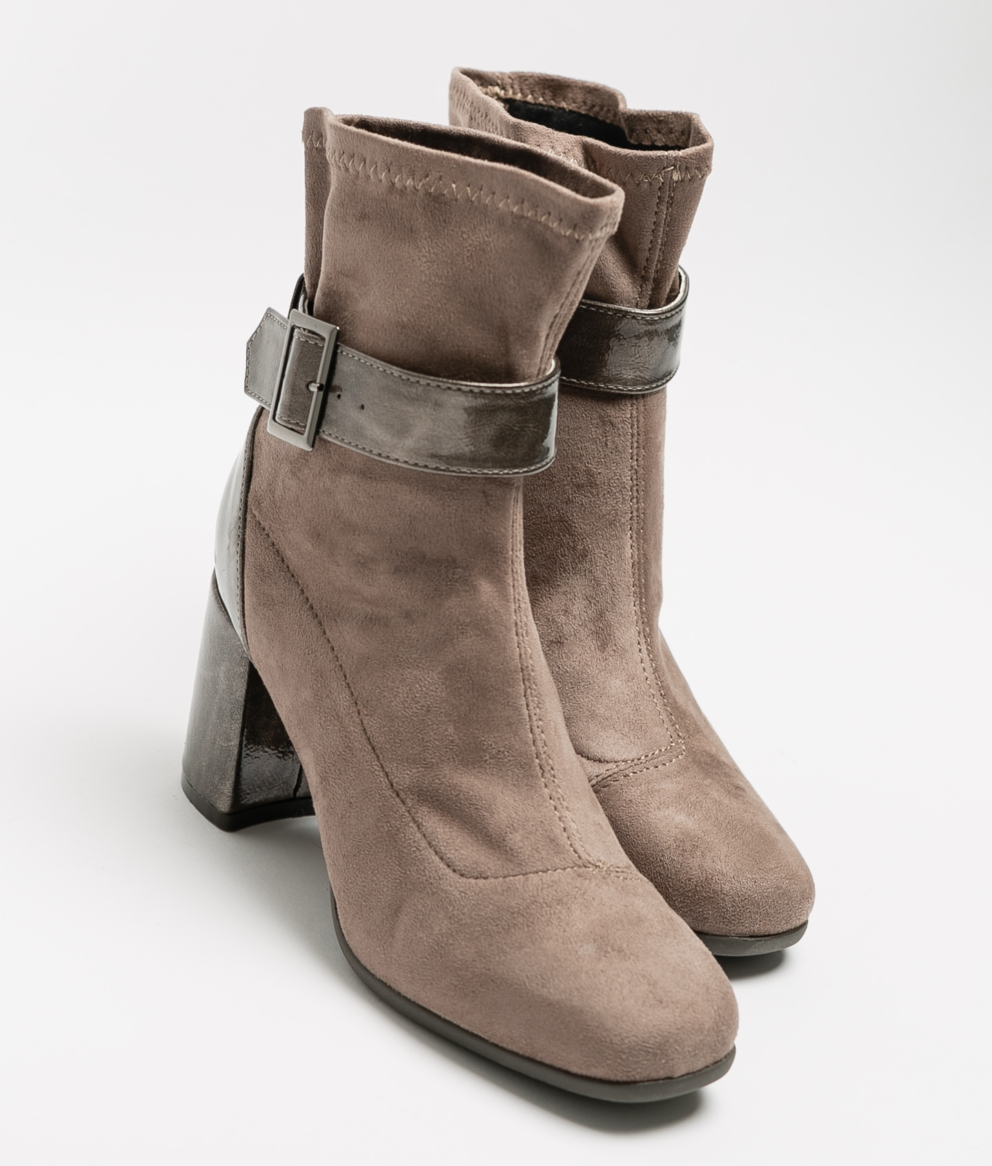 Low Boot Glax - Taupe
