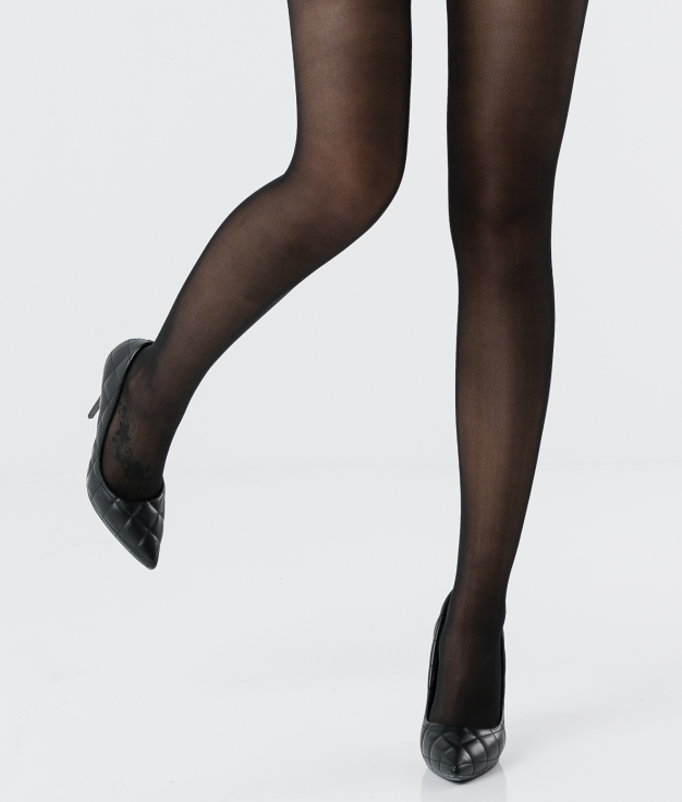 TIGHTS FLODOMA - BLACK
