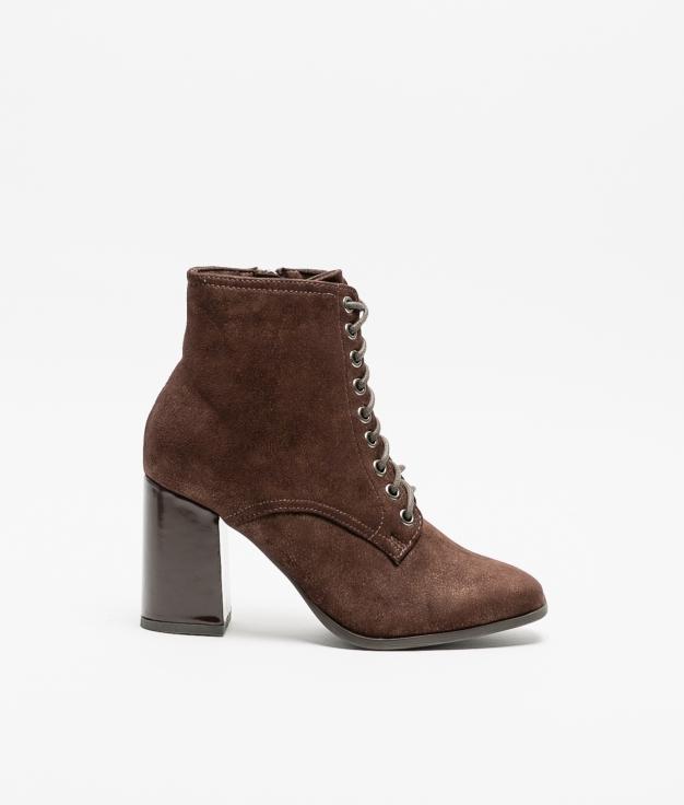 Low Boot Medi - Brown