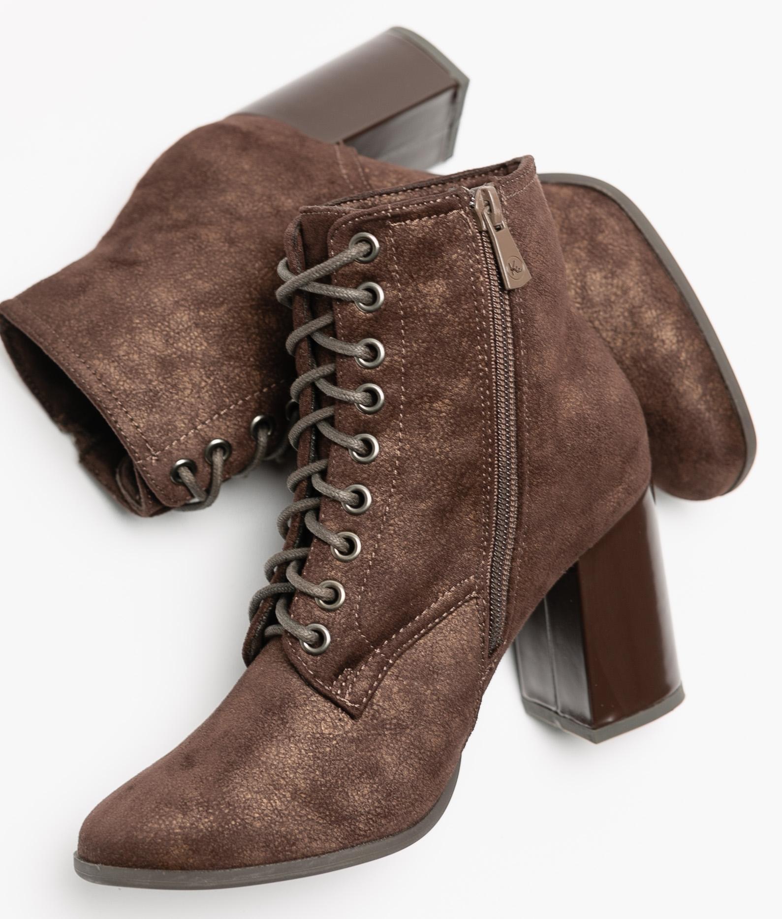 Boot Petite Medi - Marron
