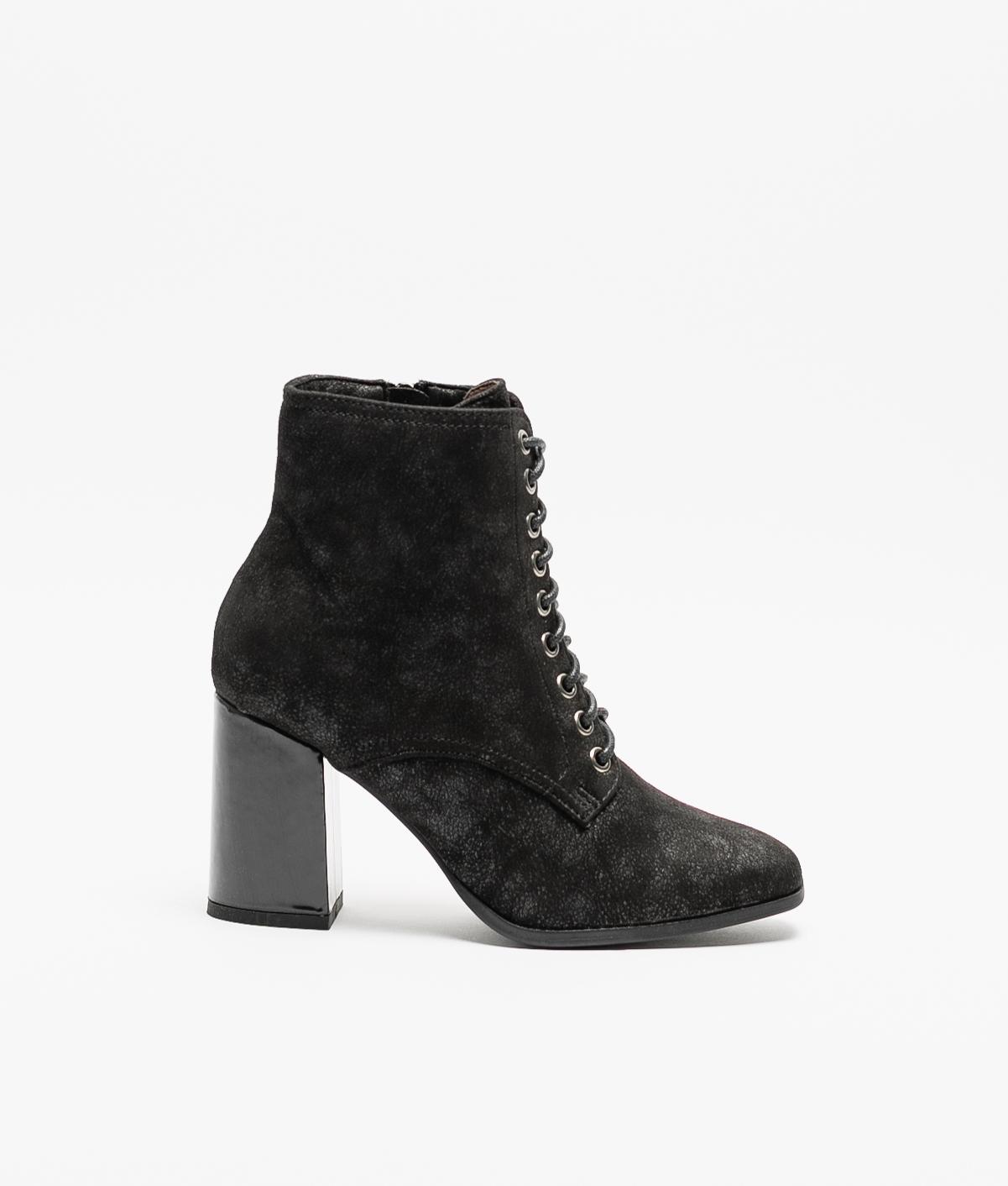 Low Boot Medi - Black
