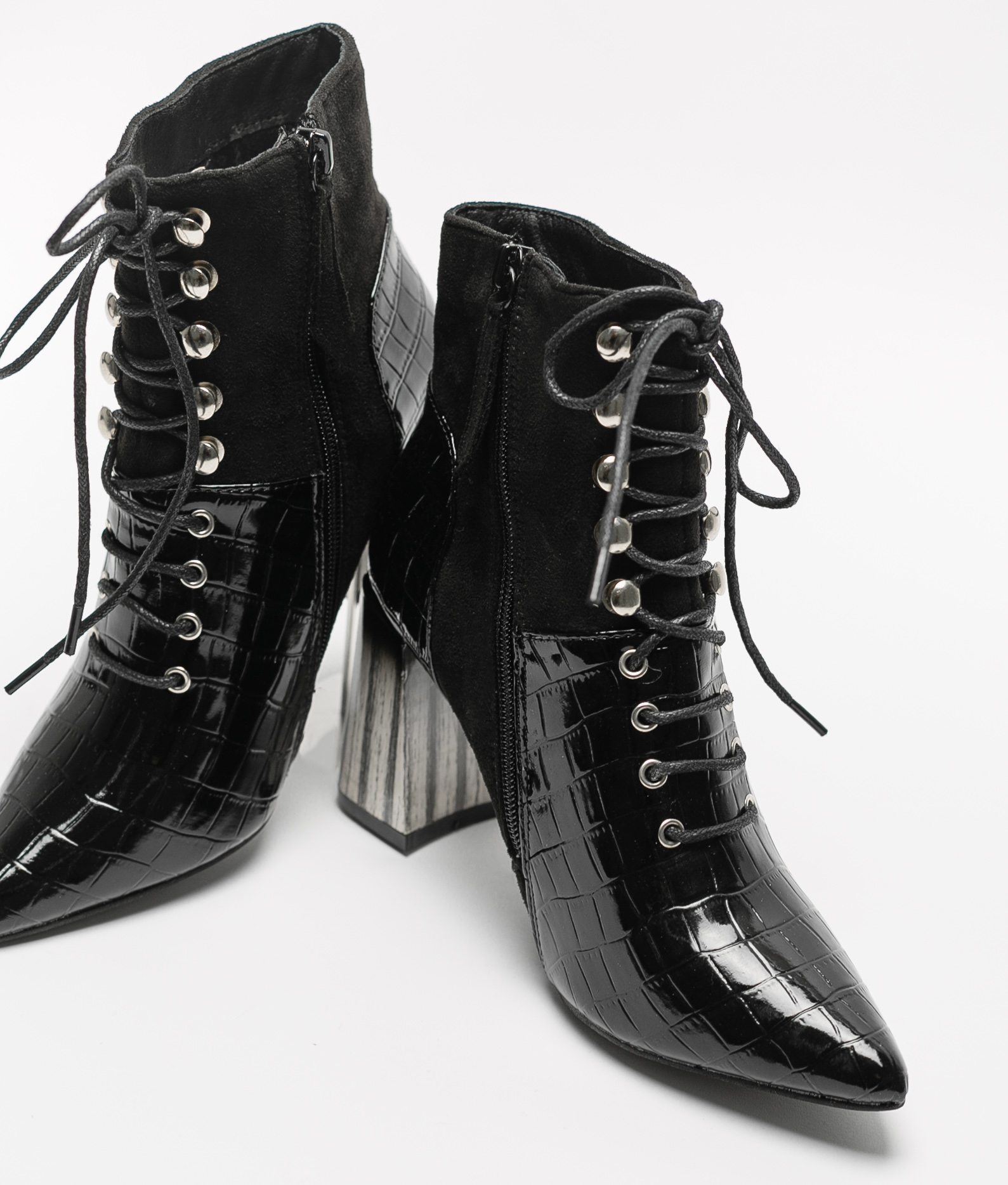 Low Boot Alatar - Black