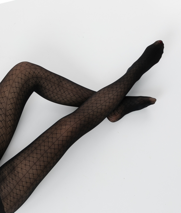 TIGHTS MICOS - BLACK