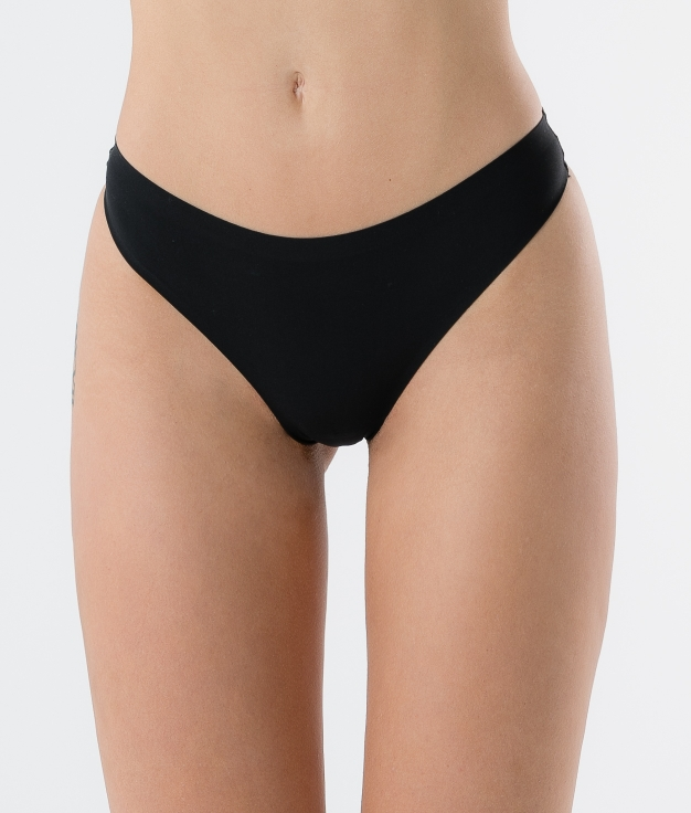 TANGA AMUSTO - BLACK