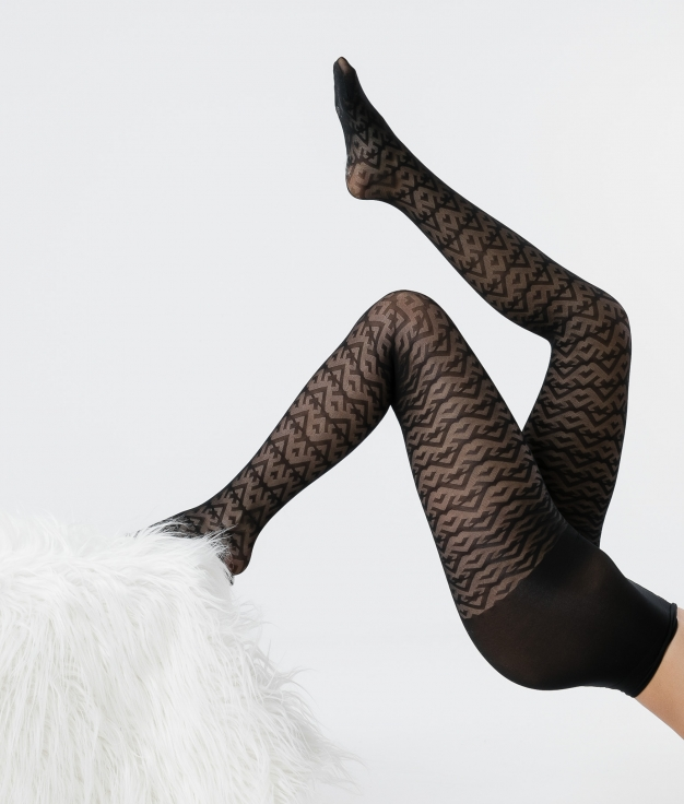 TIGHTS XELUR - BLACK