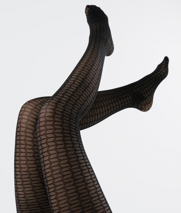TIGHTS TIVON - BLACK