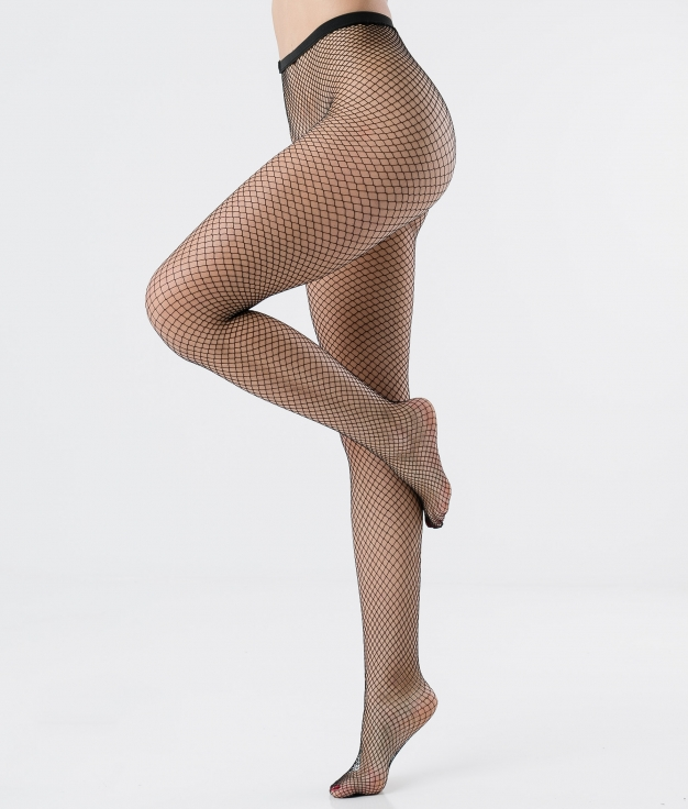 TIGHTS MARCE - BLACK
