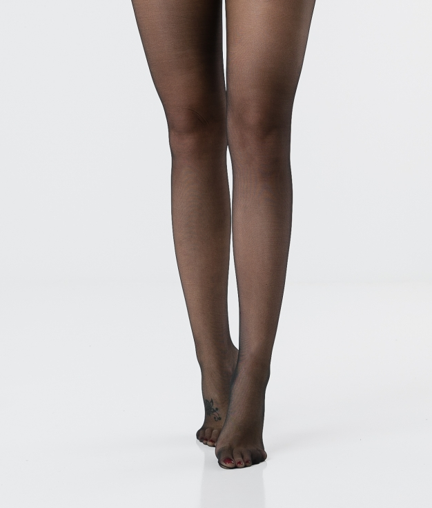 TIGHTS SASPELU - BLACK