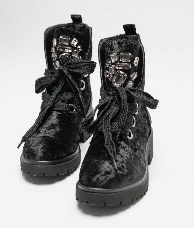 Low Boot Evanora - Black
