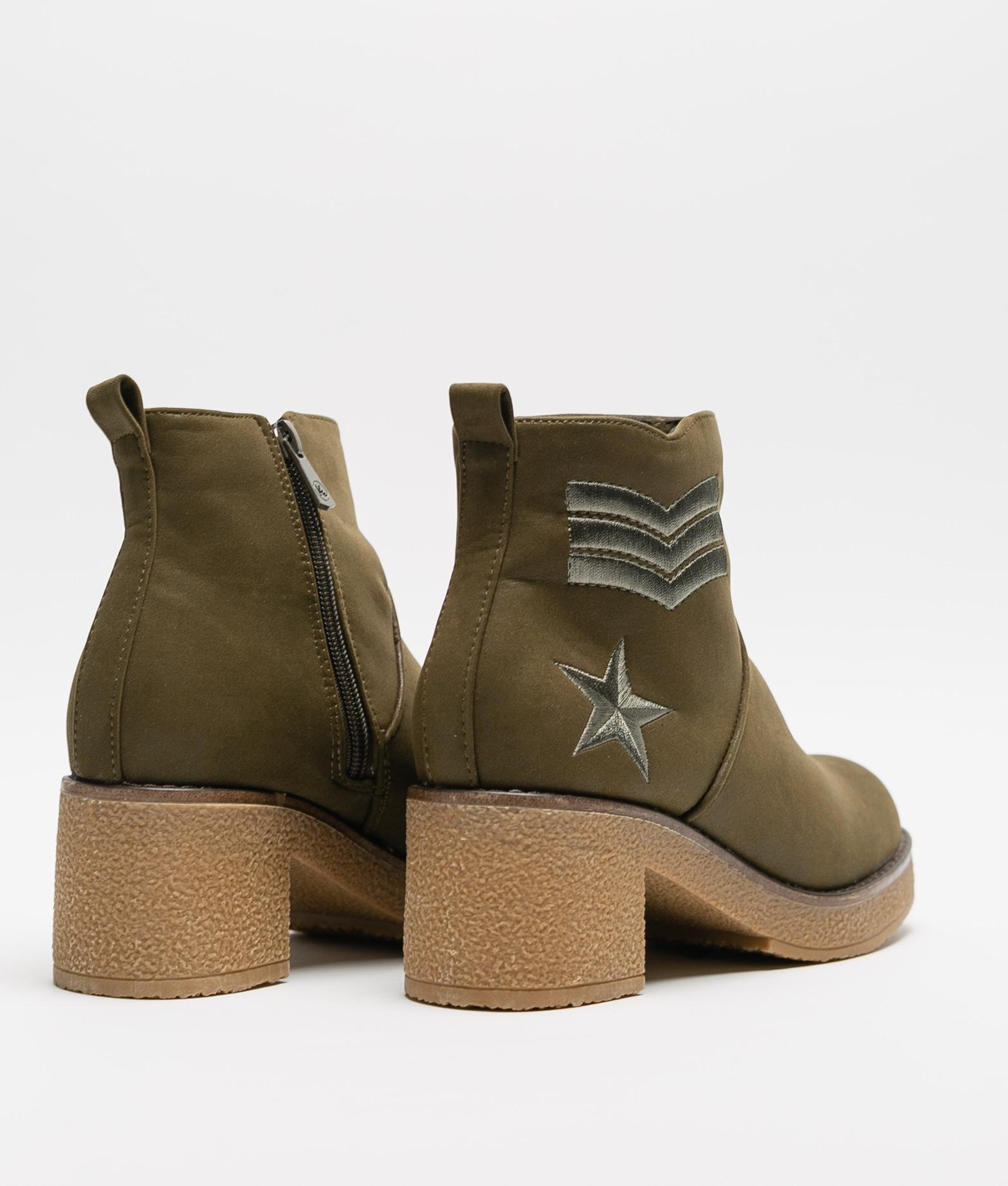 Boot Petite Marty - Kaki