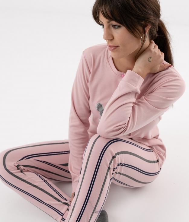 Pijama Ponder - Pink