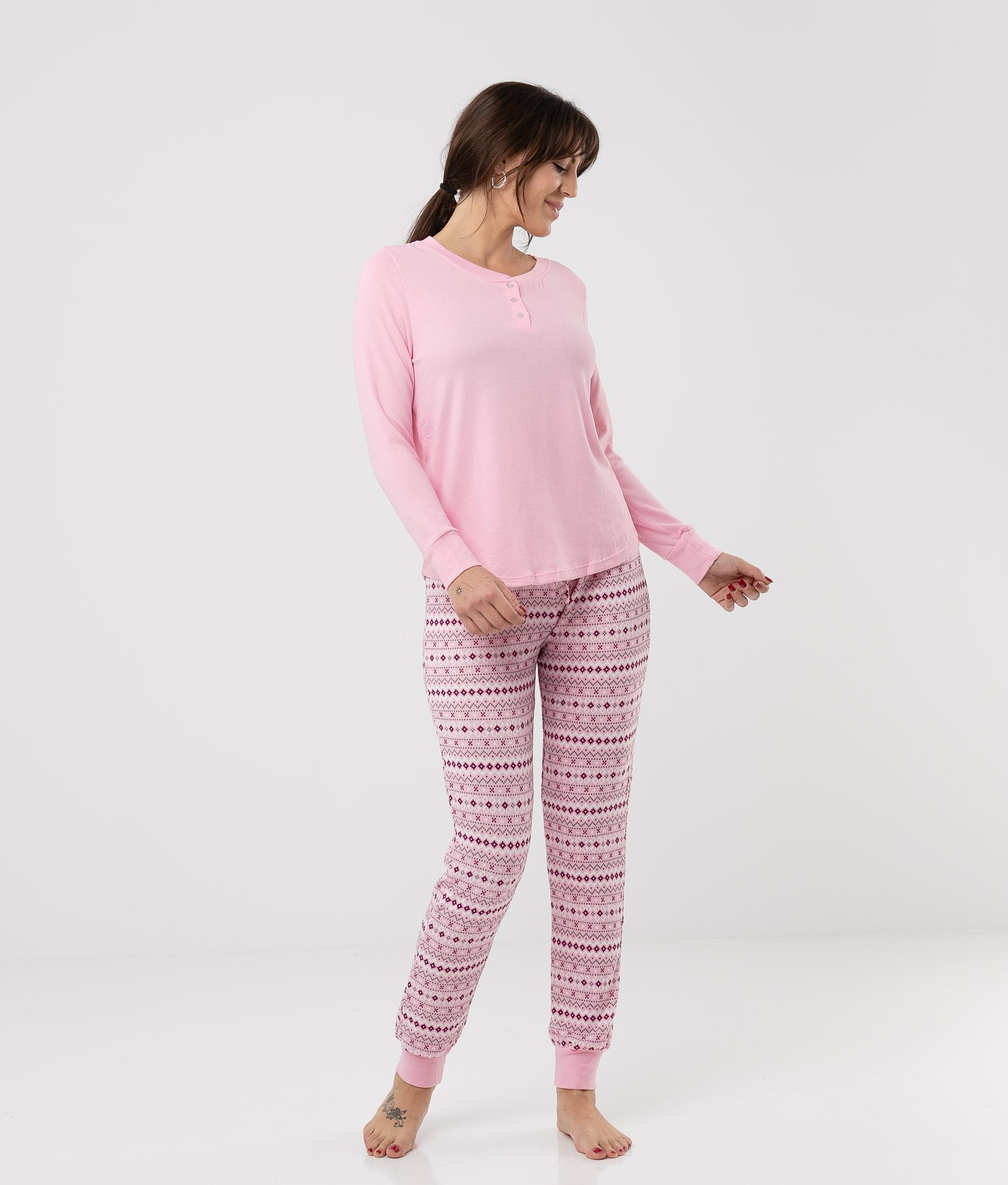 Pijama Luli - Rosa