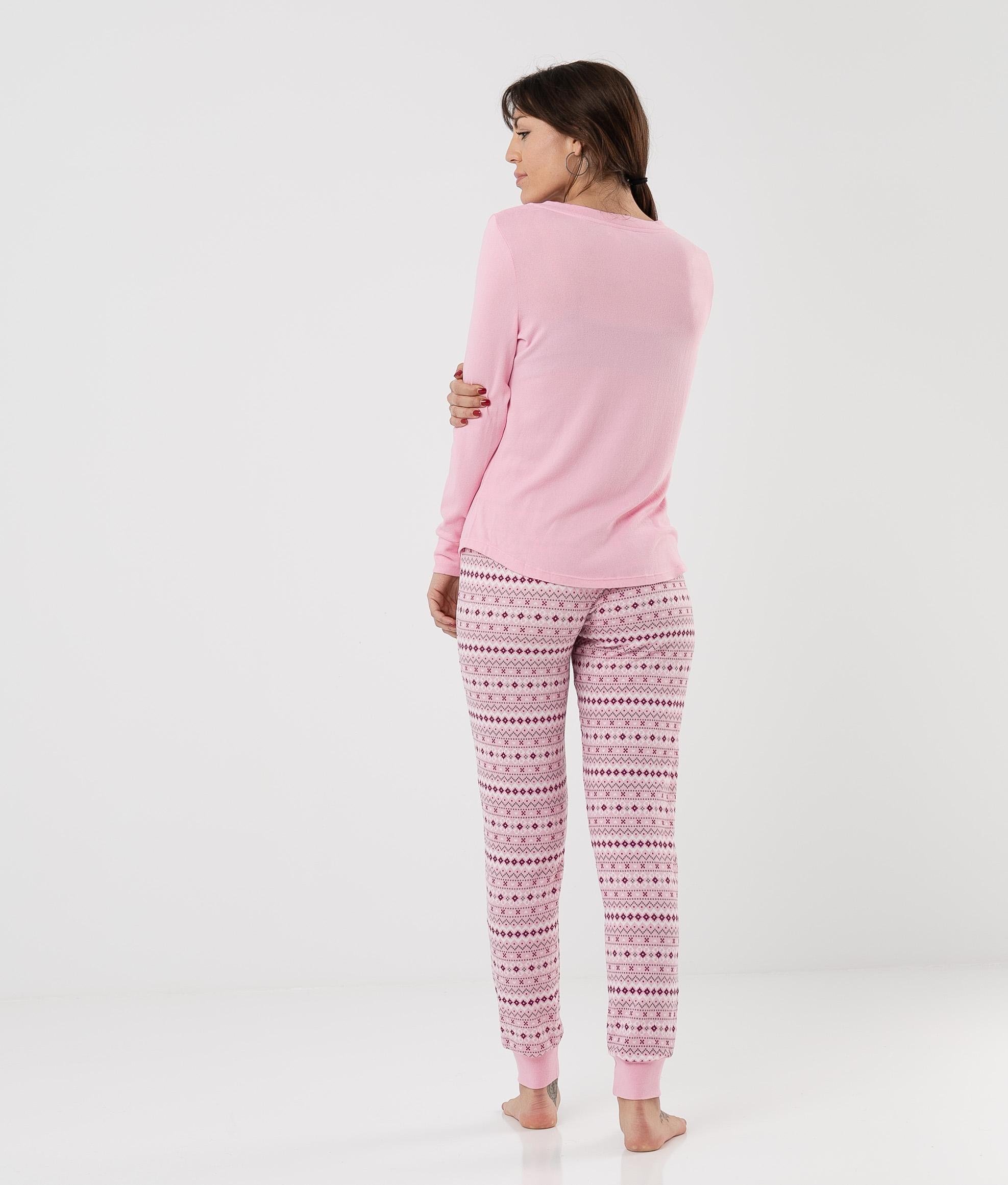 Pyjama Luli - Rose