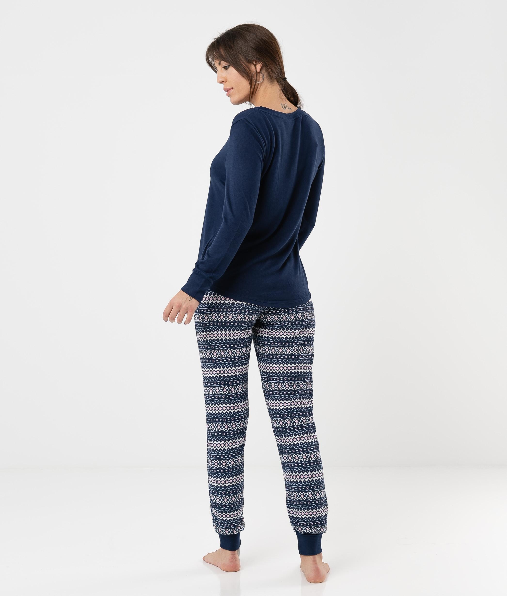Pijama Luli - Azul