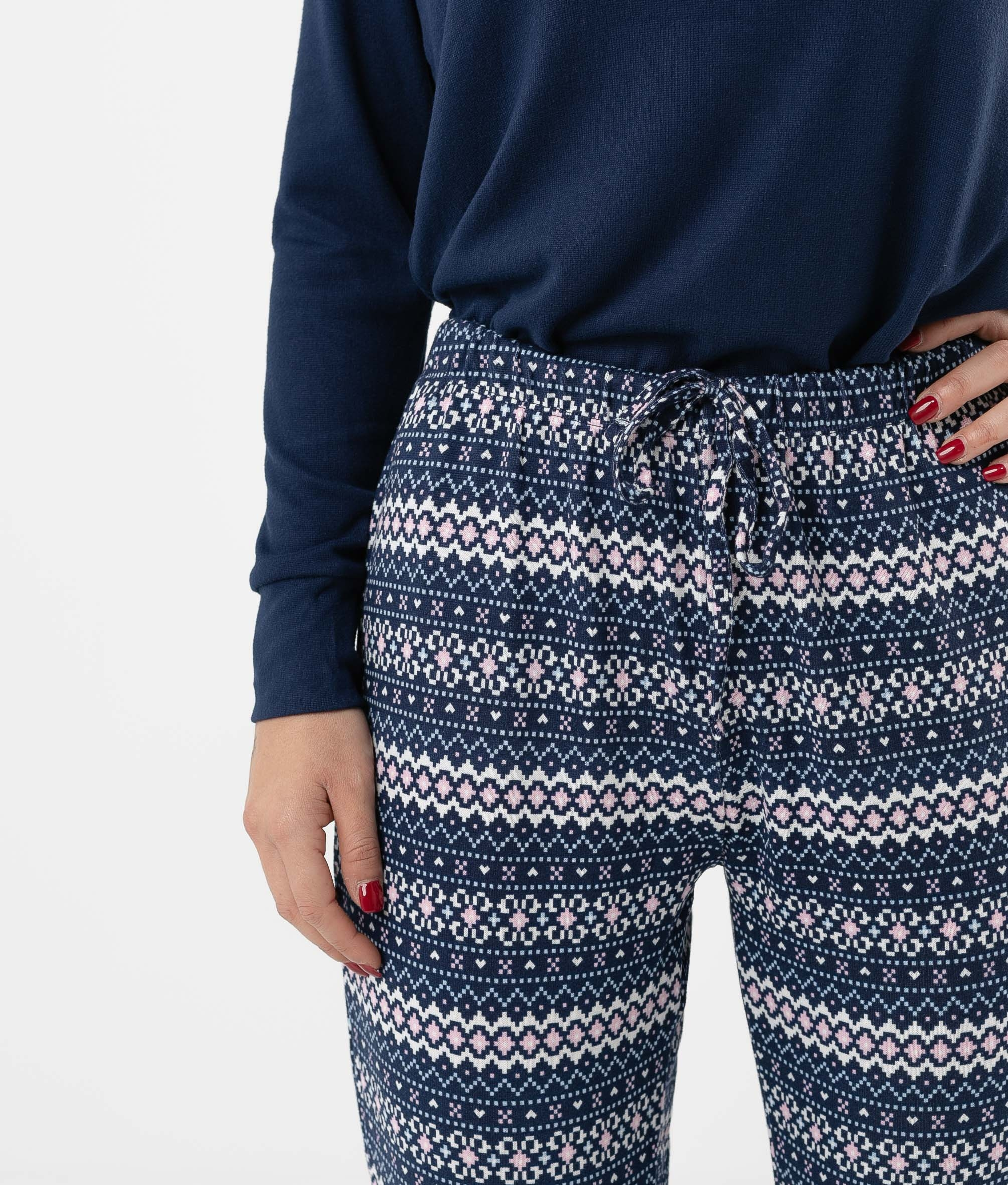 Pijama Luli - Blue