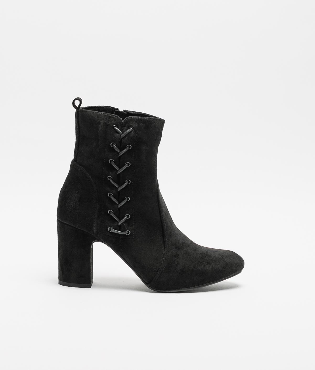 Malin Low Boot - Black
