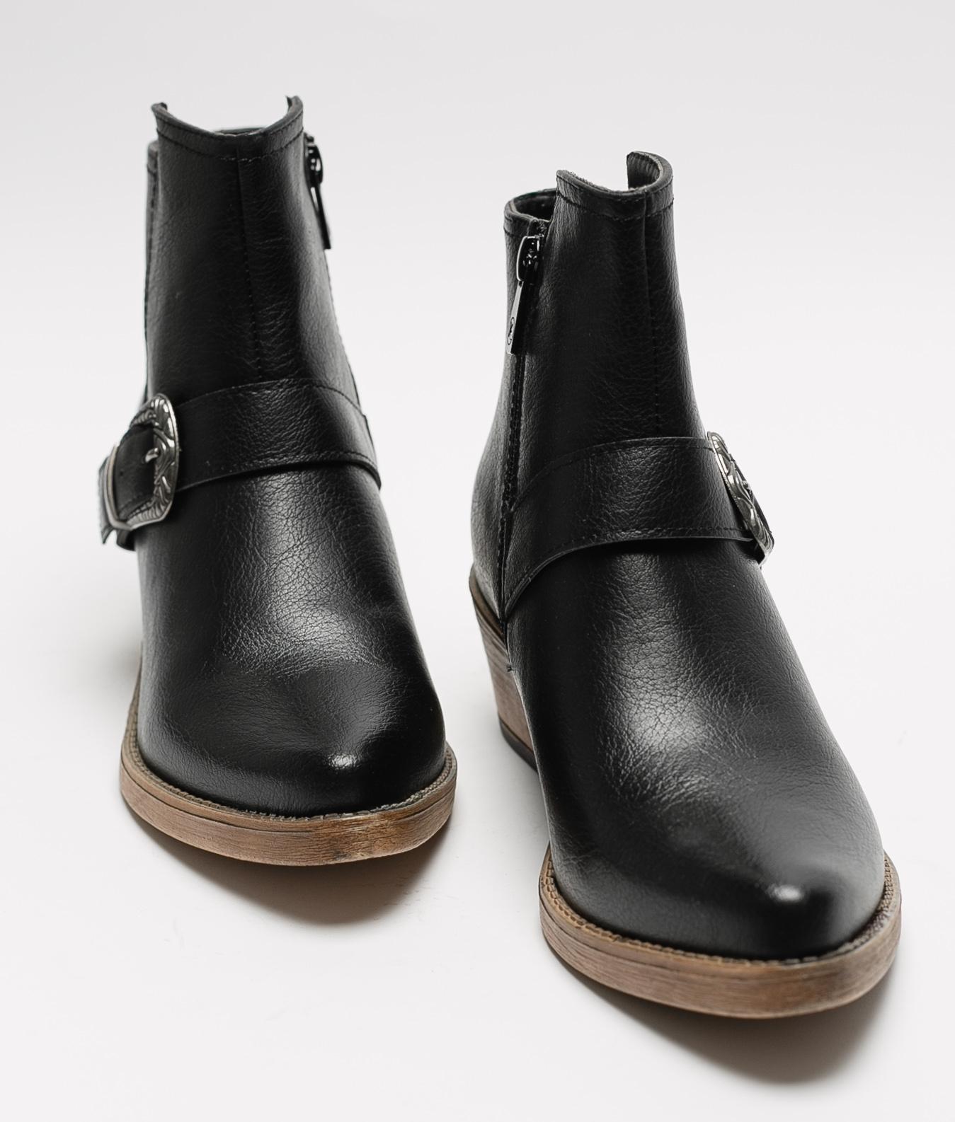 Boot Petite Tatu - Noir