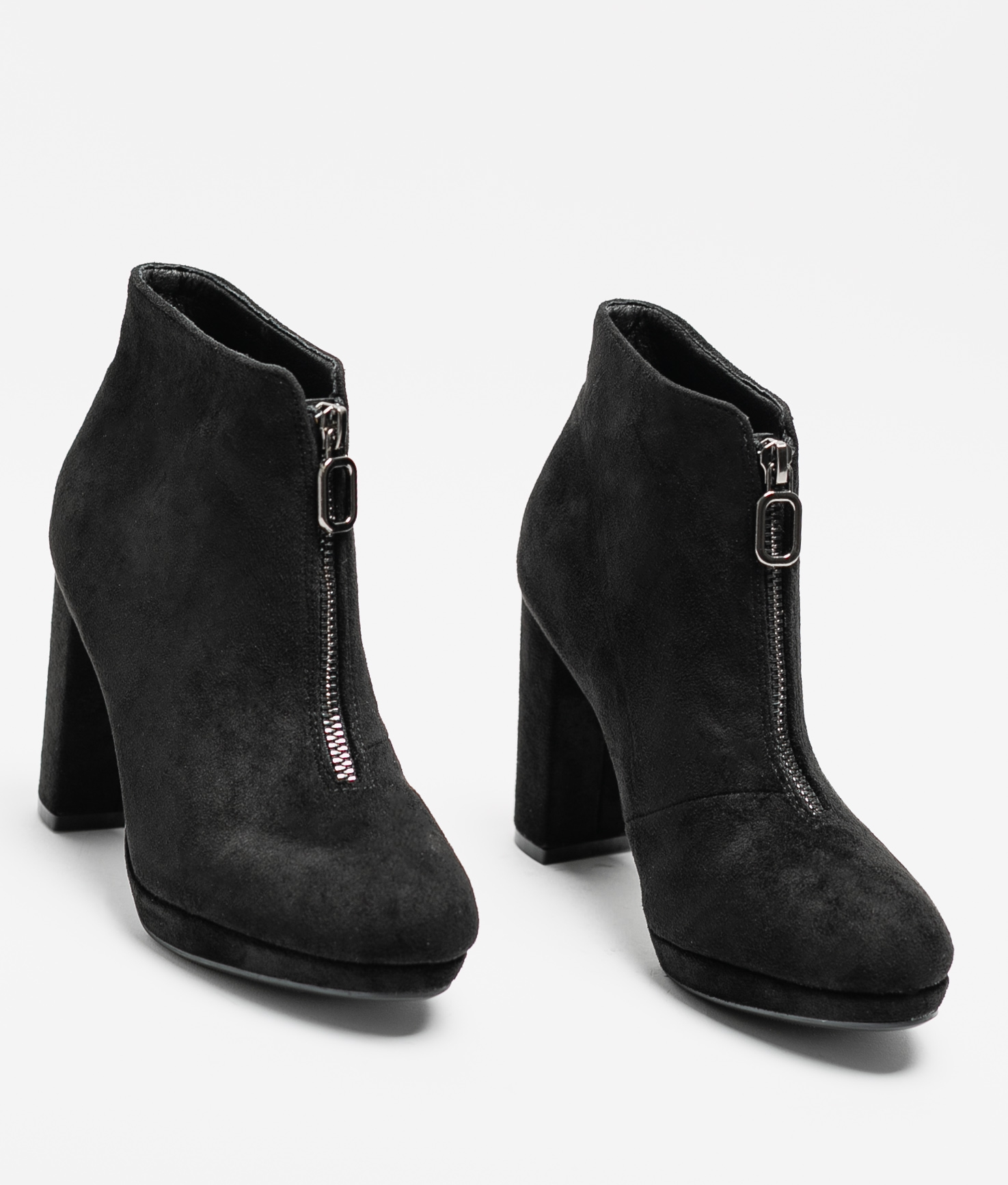 Low Boot Kala - Black