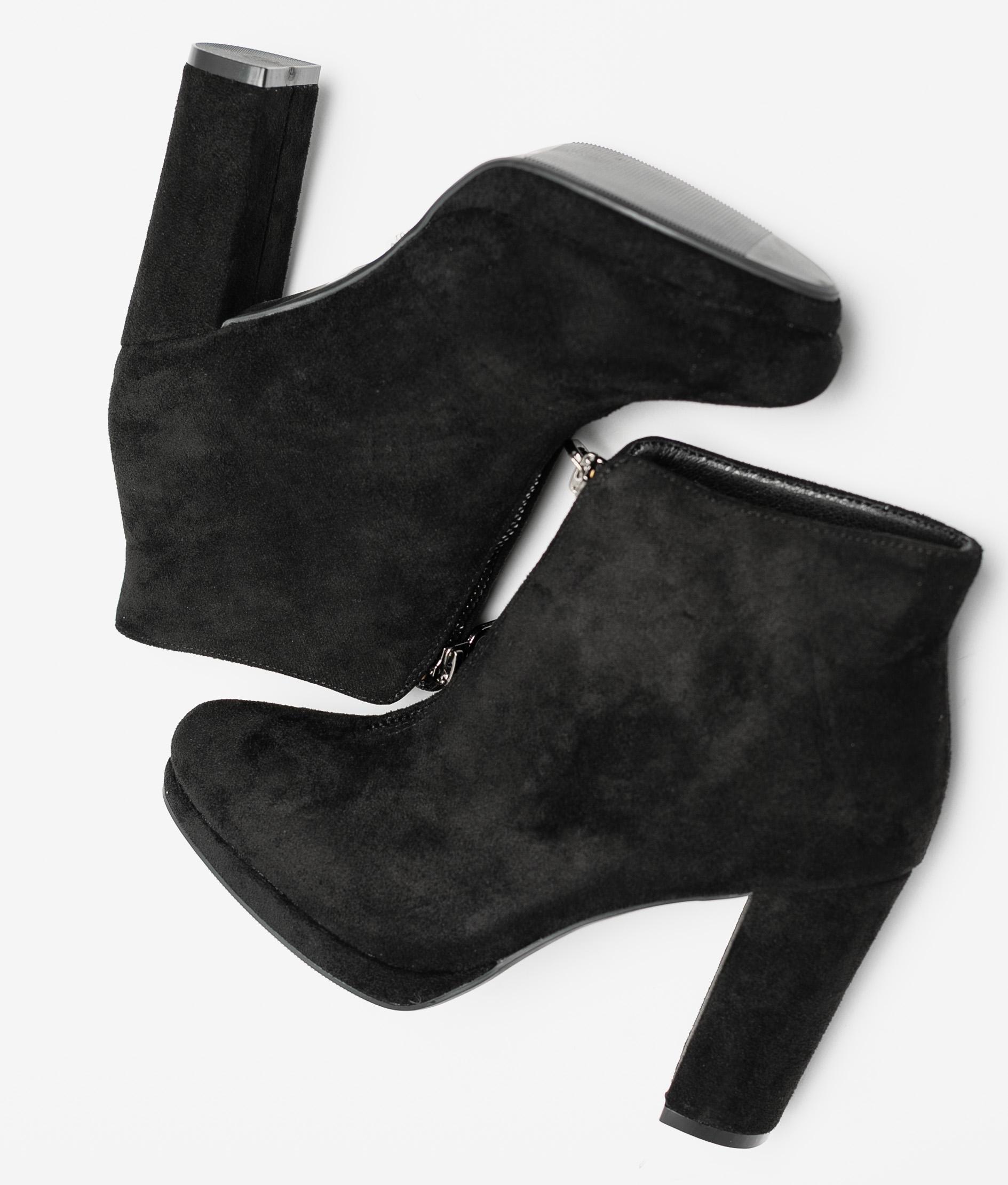 Boot Petite Kala - Noir