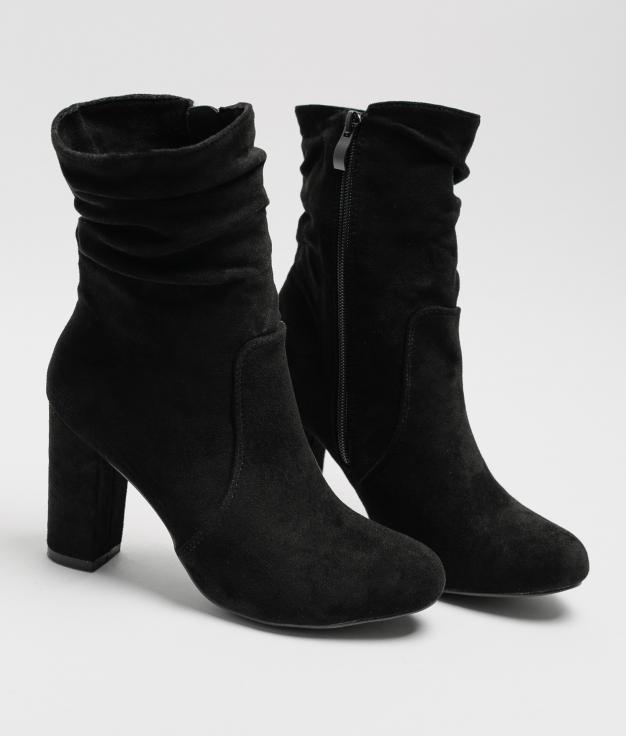 Boot Petite Sense - Noir