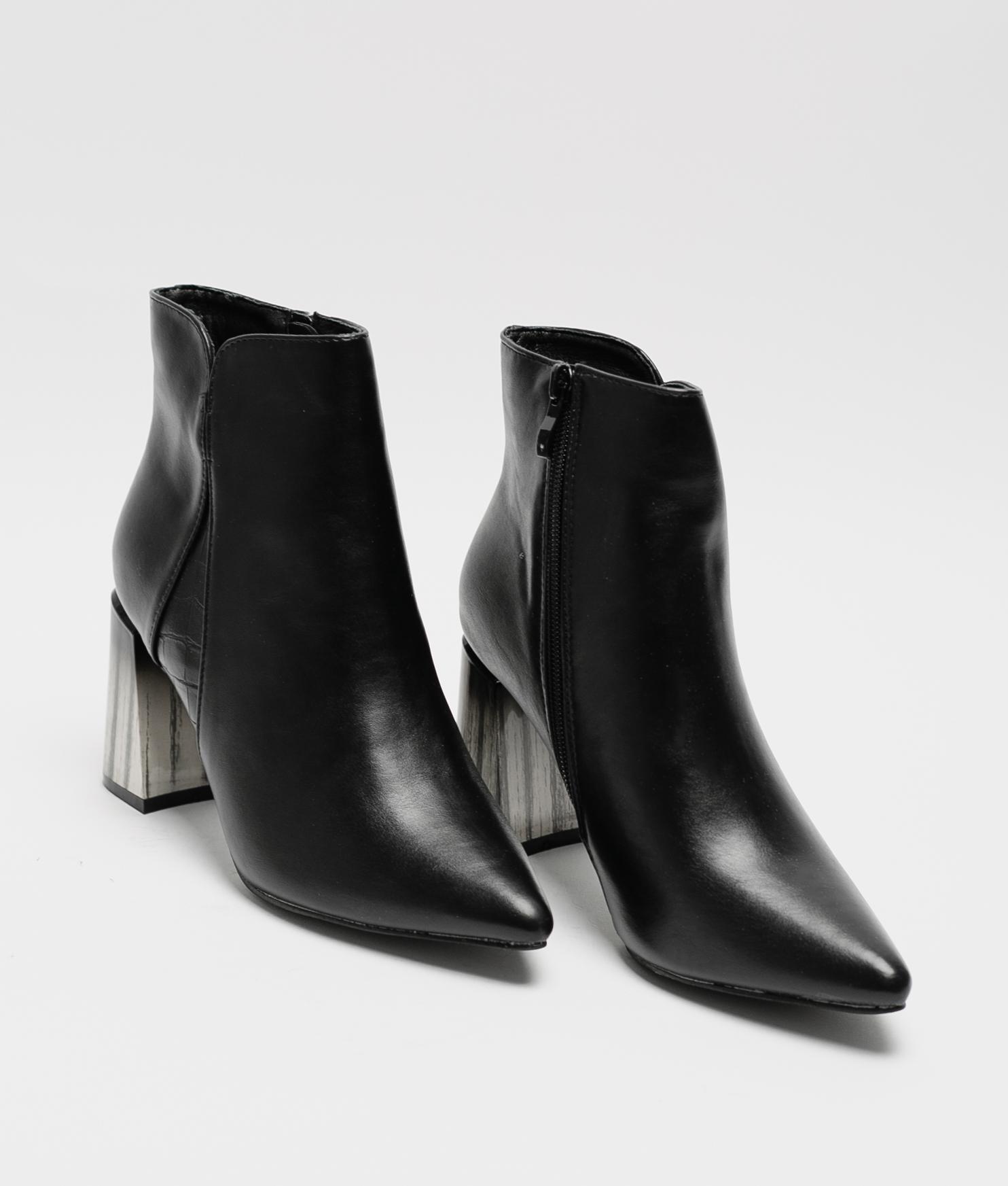 Bolena Low Boot - Black
