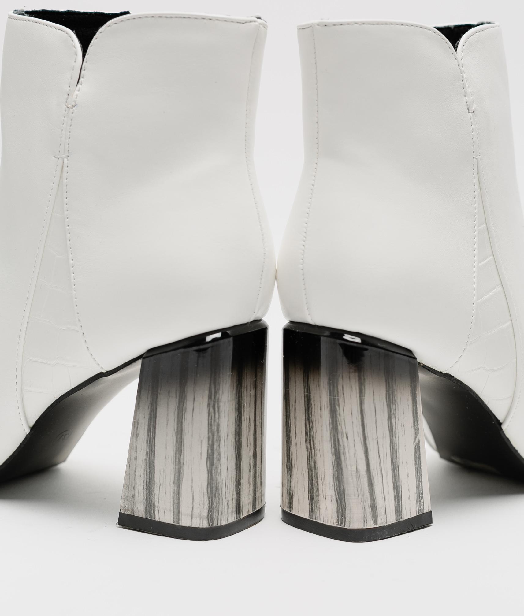 Bolena Low Boot - White
