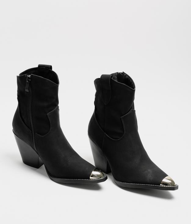 Low Boot Cati - Black