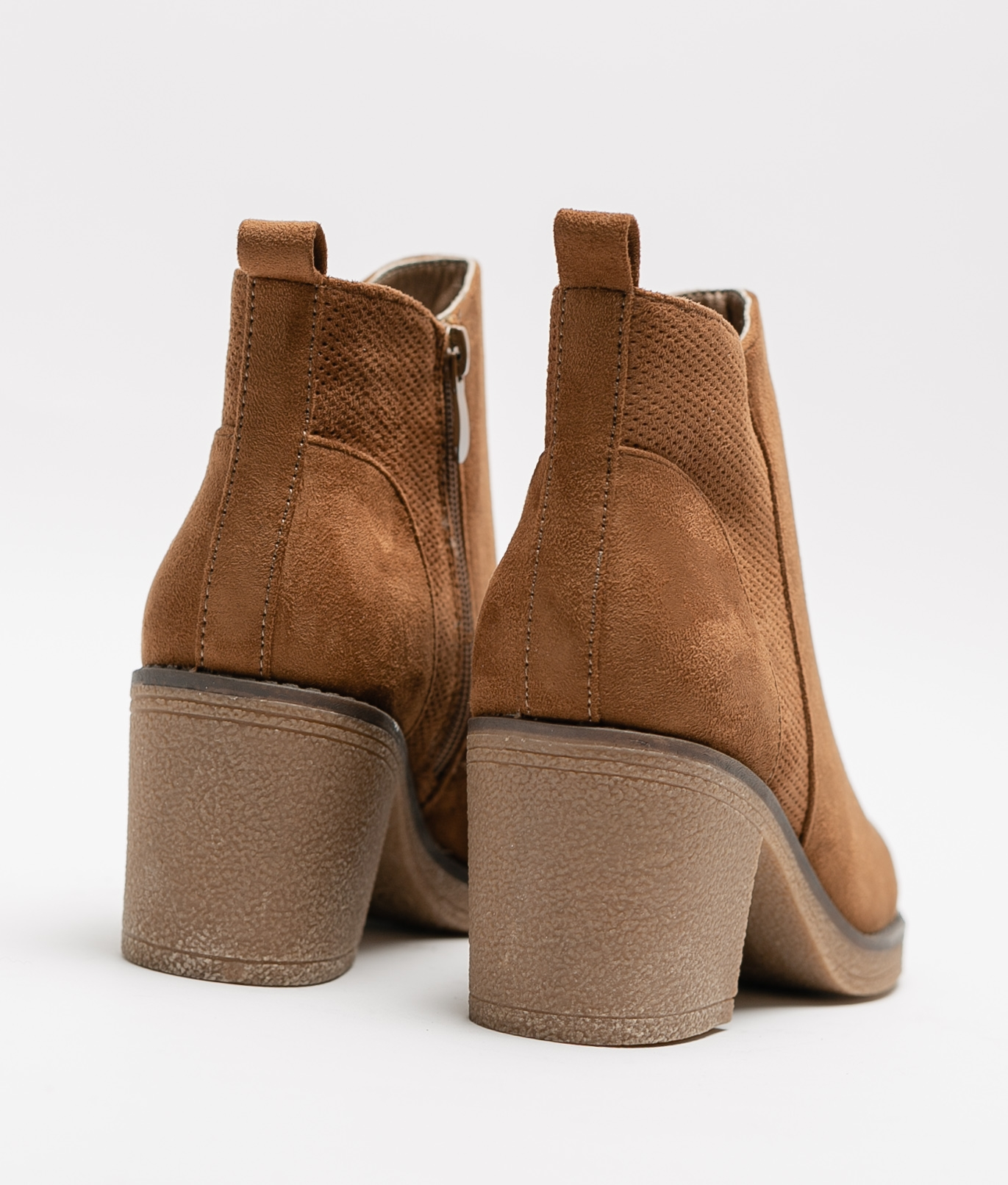 Low Boot Macayama - Kaki