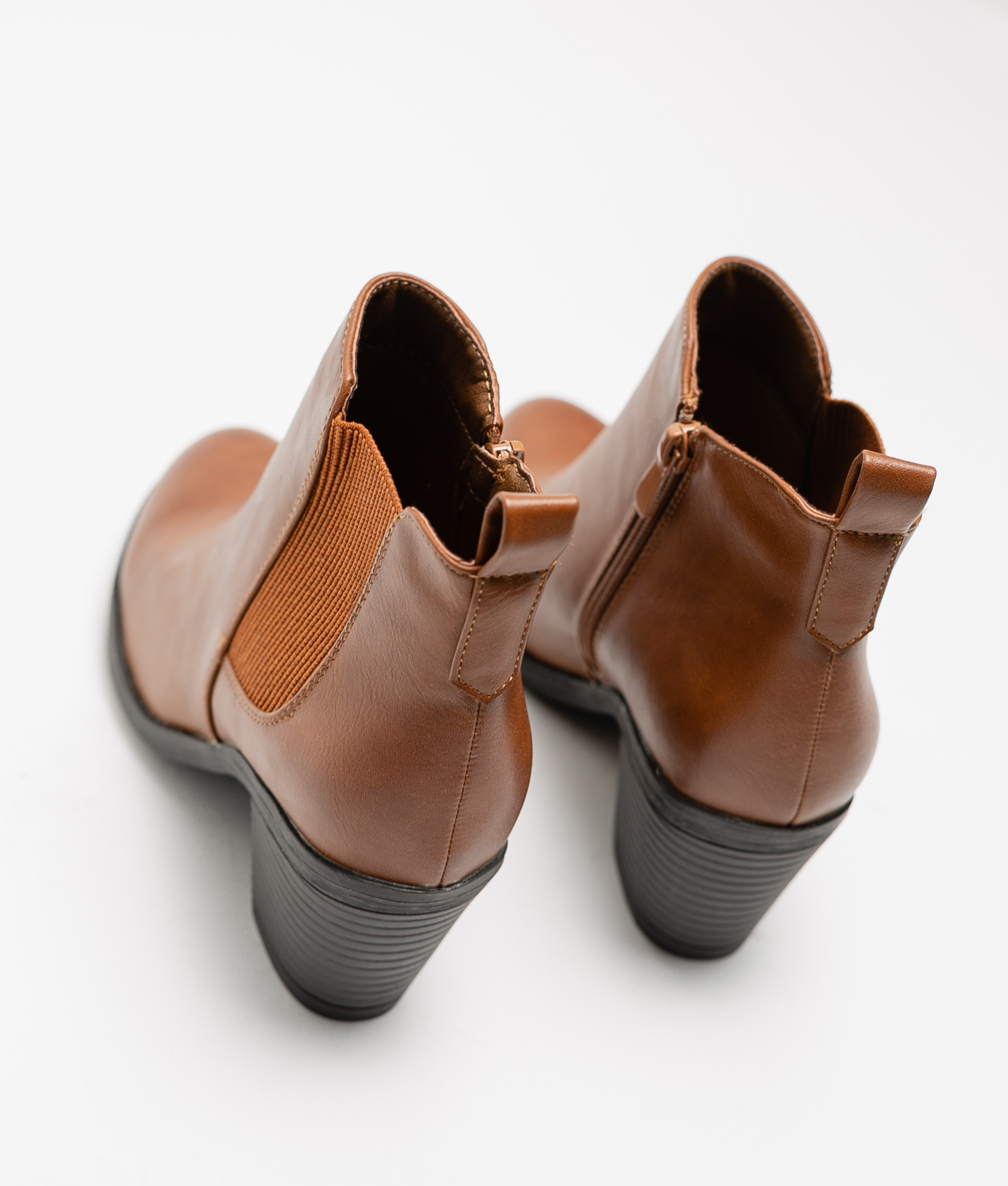 Low Boot Bembe - Camel