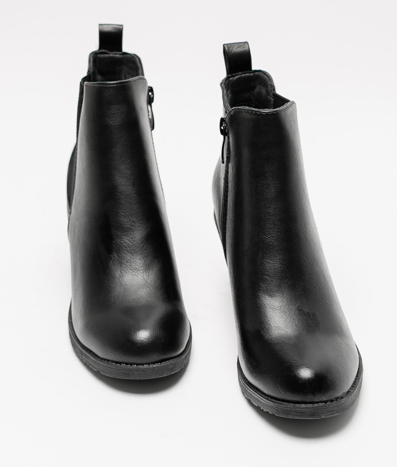 Bota Baja Bembe - Negro