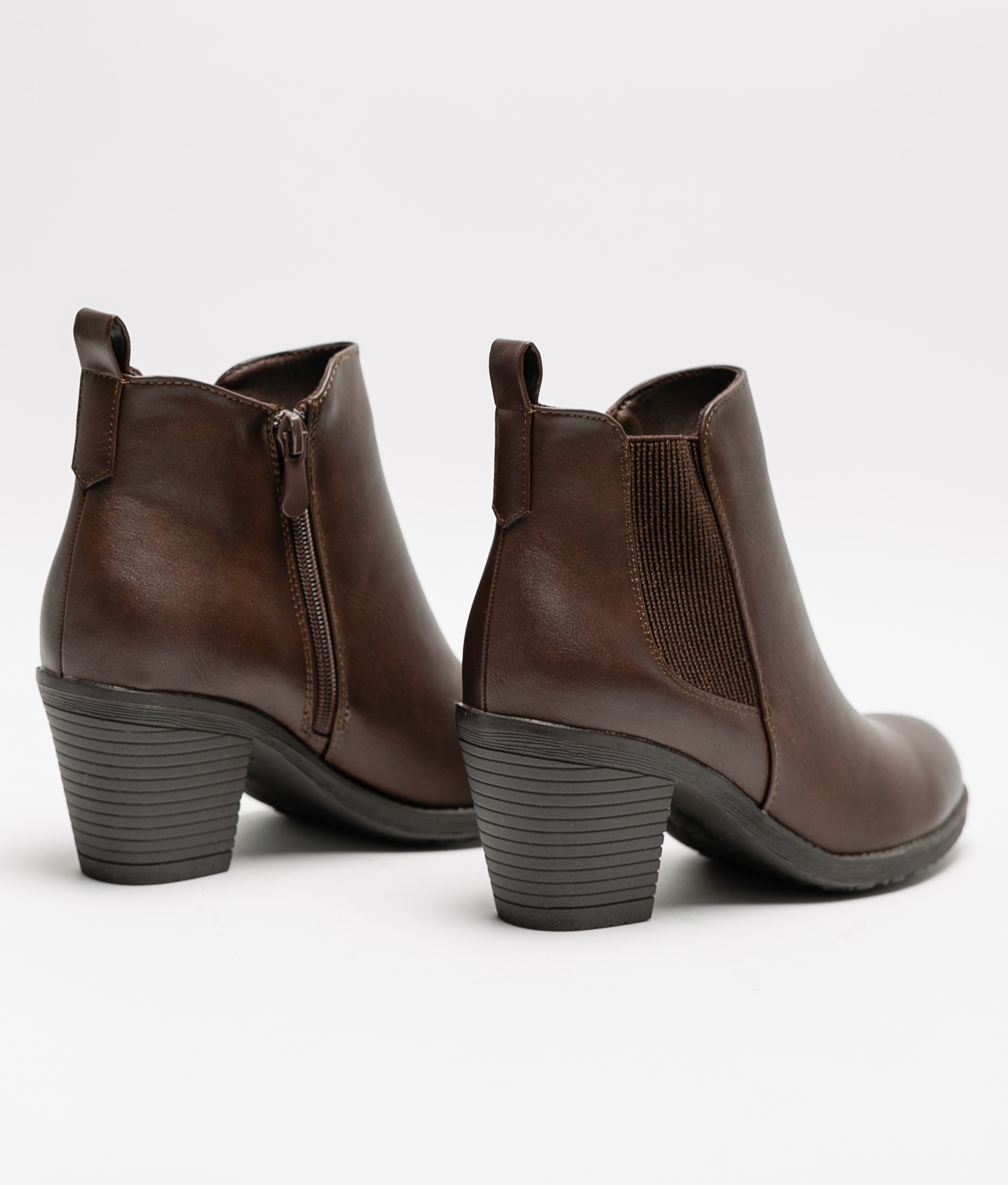 Low Boot Bembe - Brown