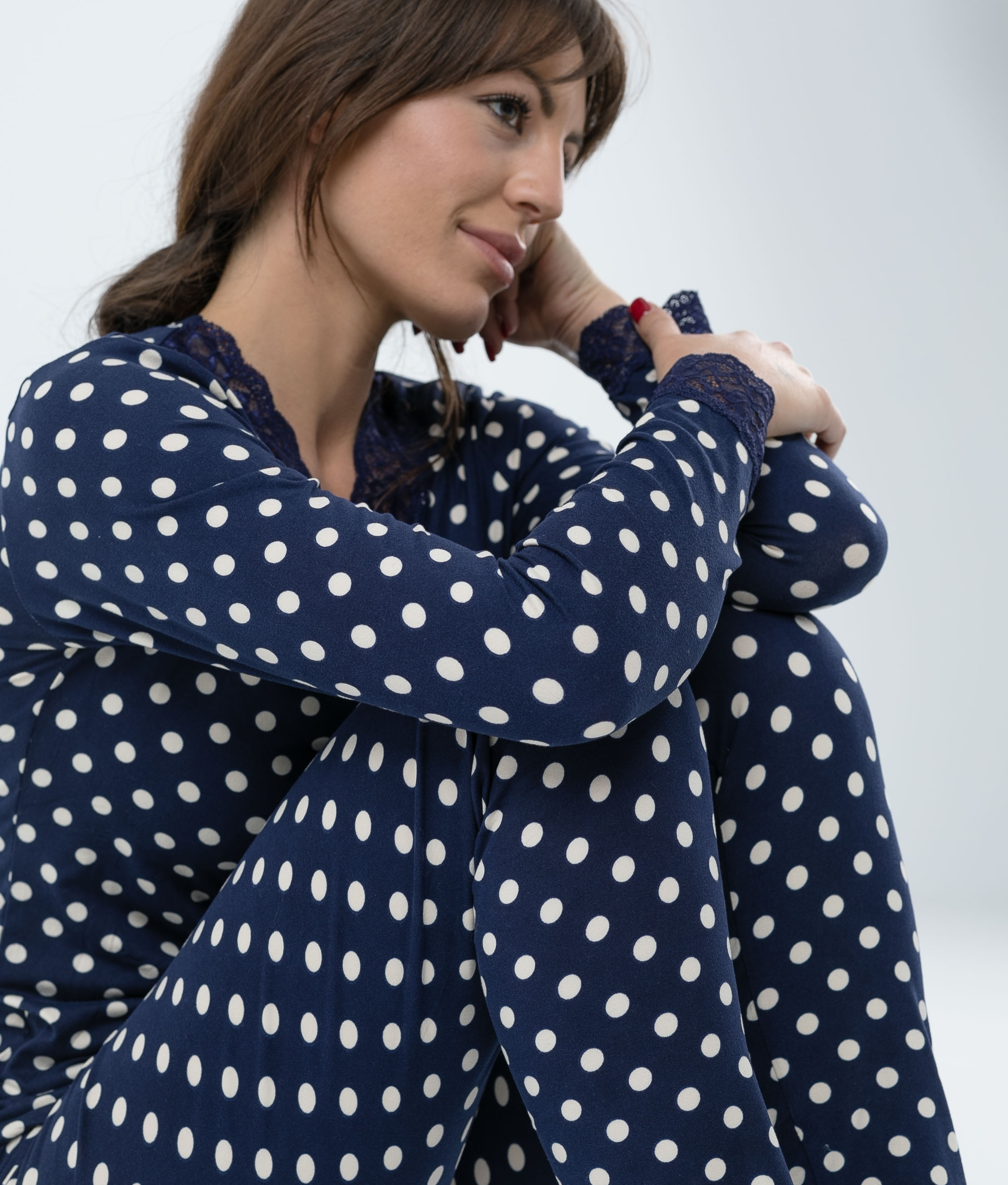 Pyjama Basti - Bleu