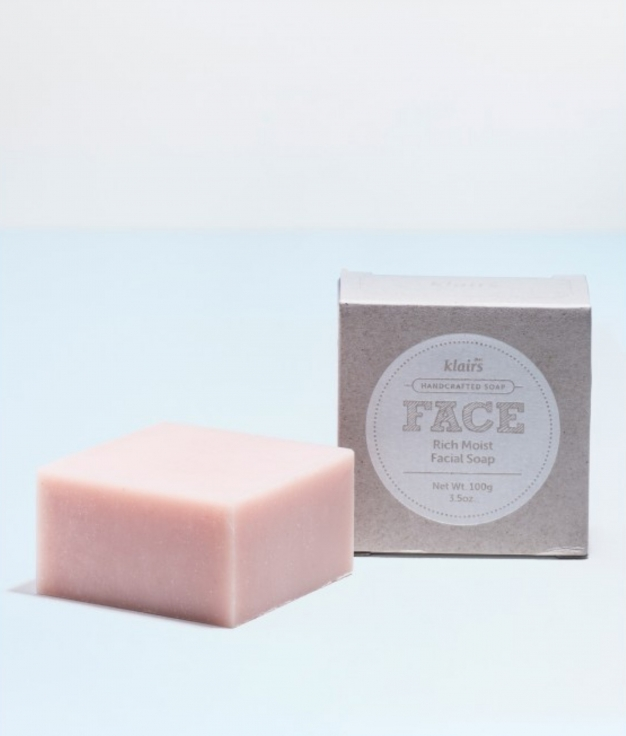 DU SAVON FACIAL ROSE