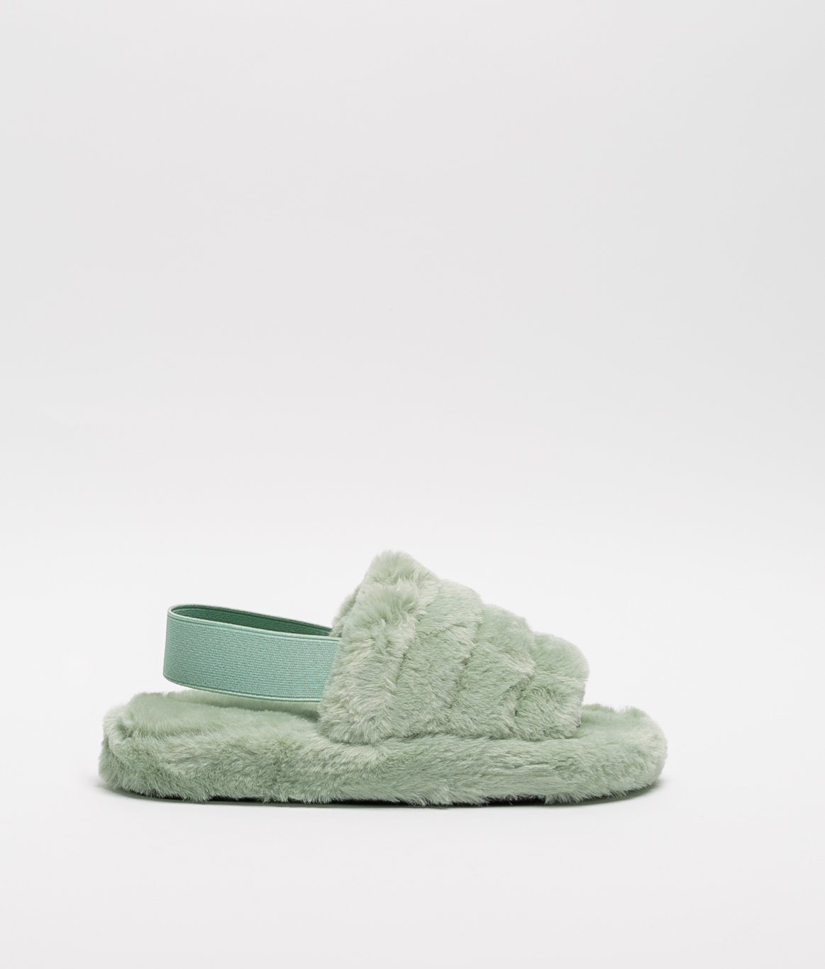 MINDI SLIPPERS - GREEN