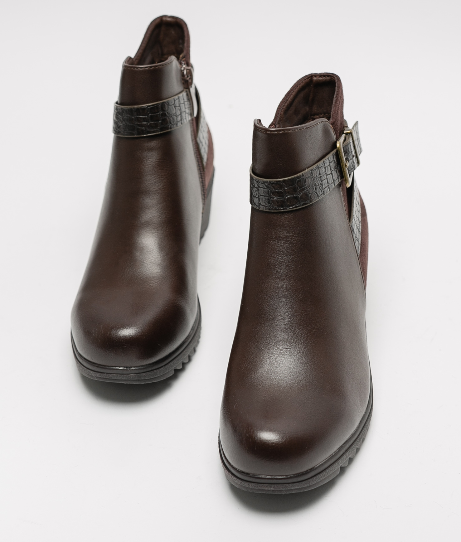 Klod Low Boot - Brown