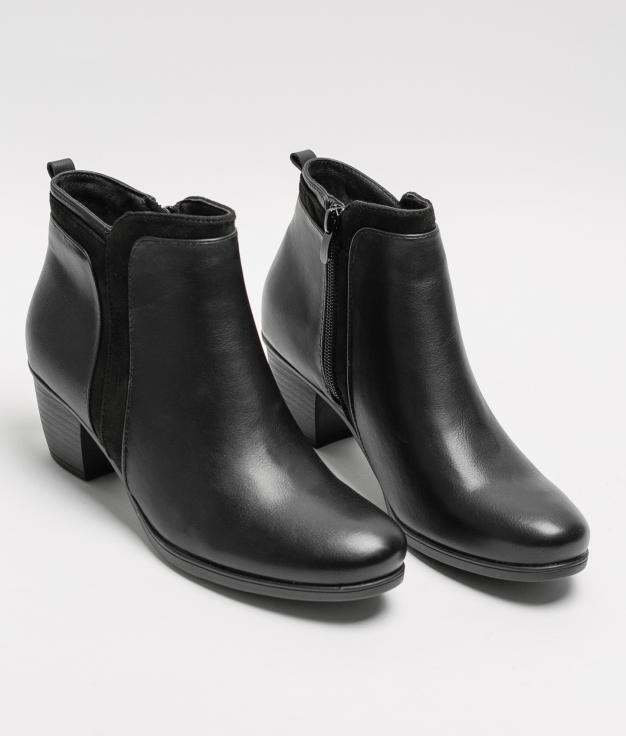 Low Boot Gaka - Black