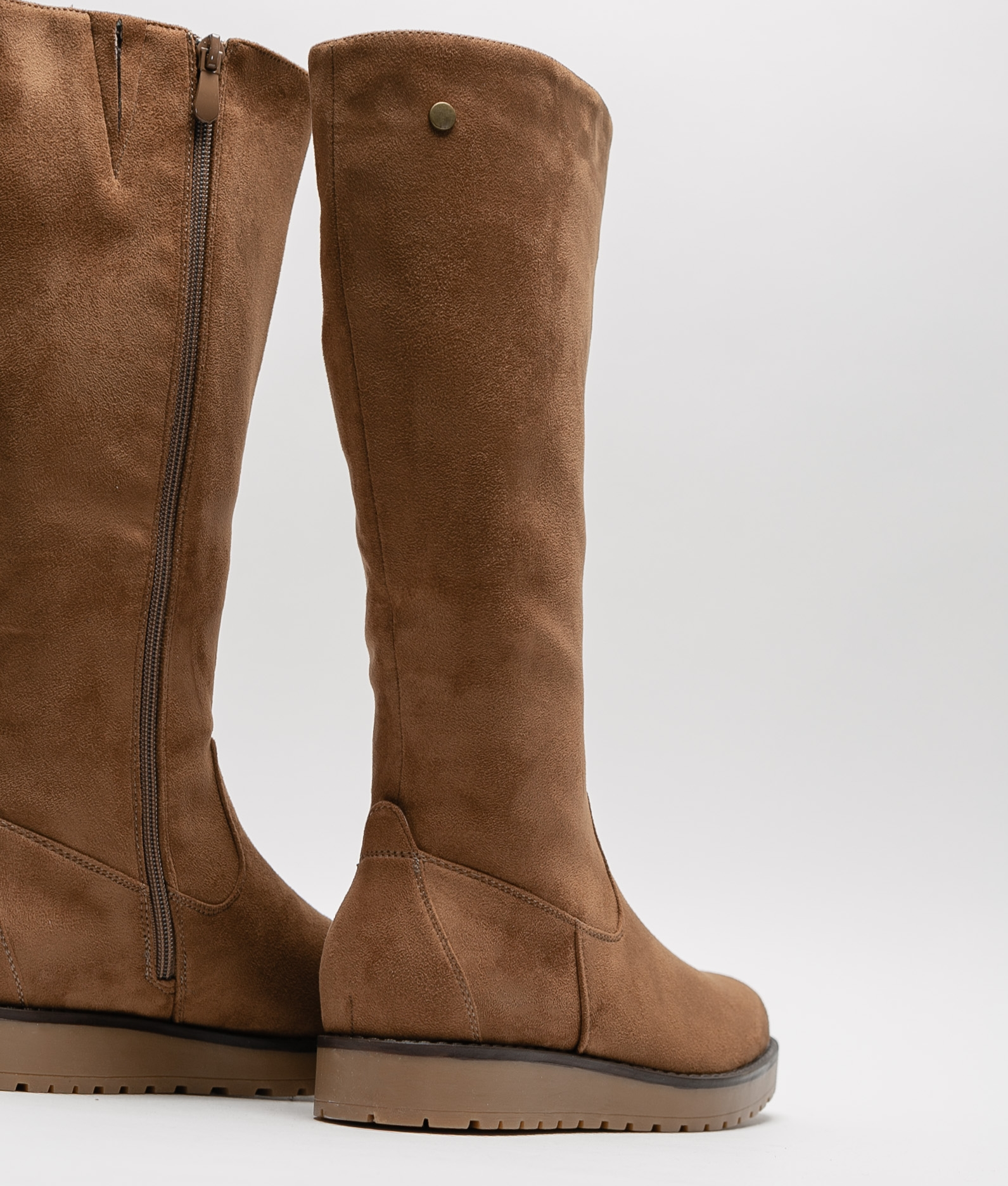 Knee-length Boot Prendi - Kaki