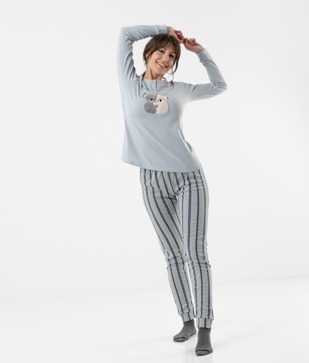 Pijama Ponder - Blue