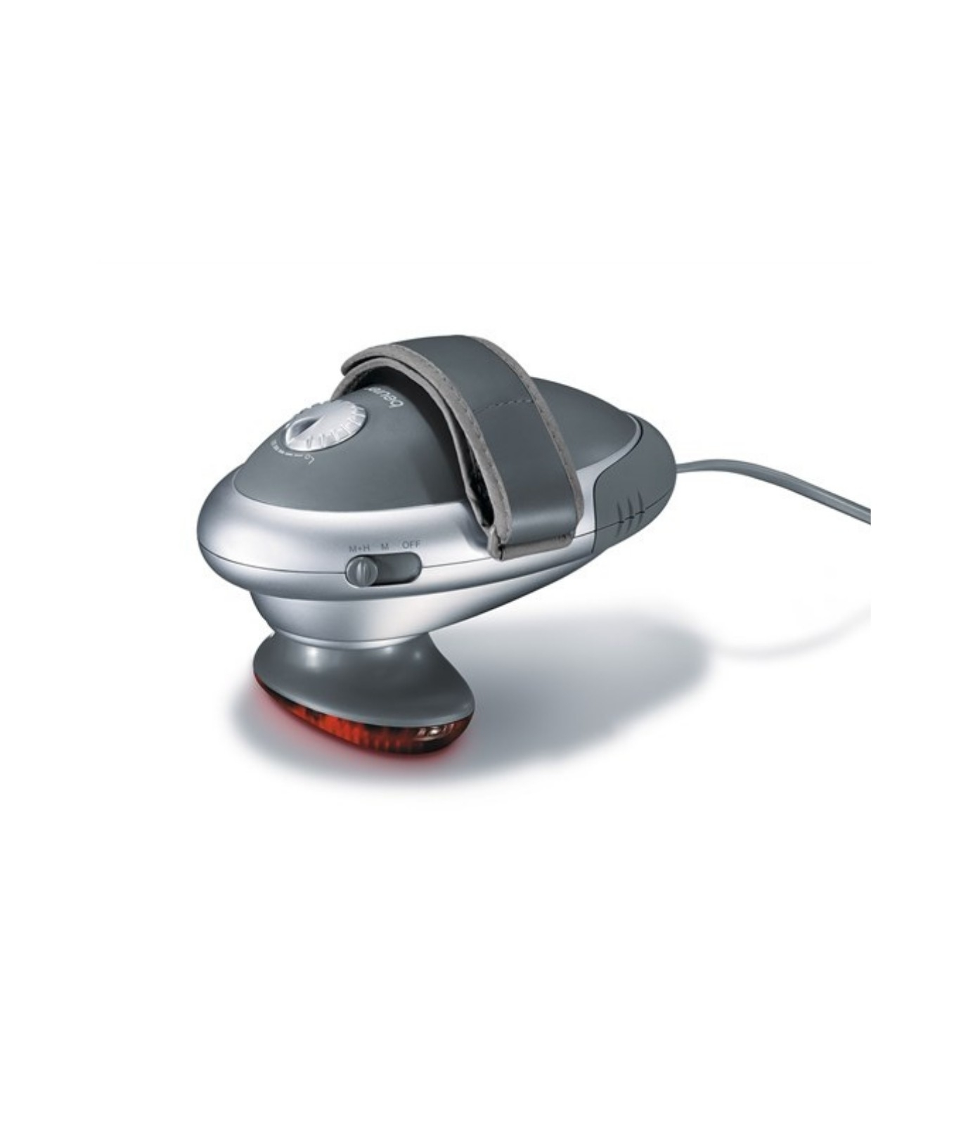 PRESSURE AND INFRARED MASSAGER