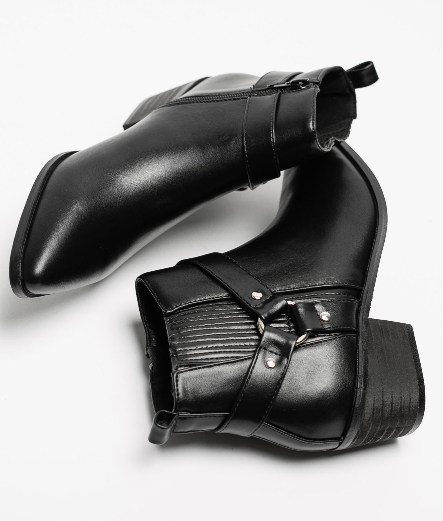Boot Petite Nanta - Noir