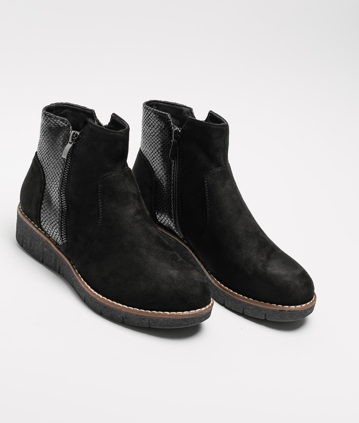 Low Boot Meral - Black