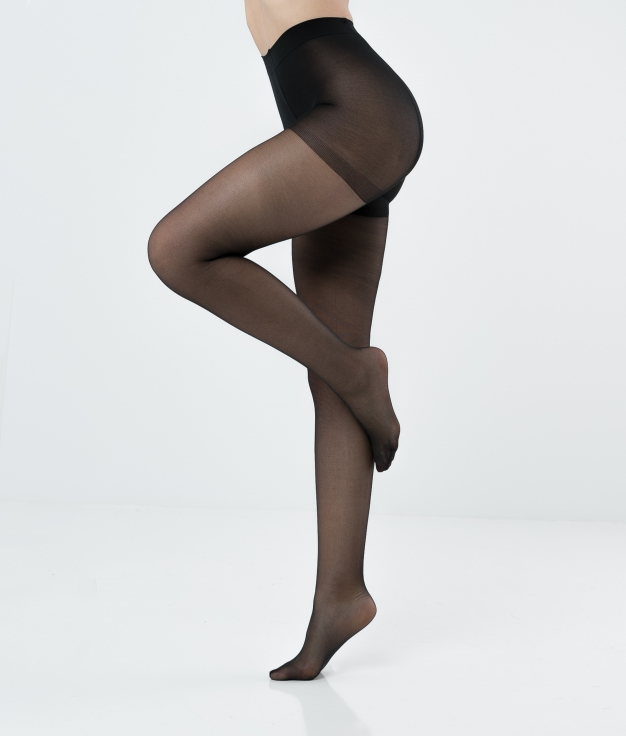 TIGHTS LUZMA - BLACK