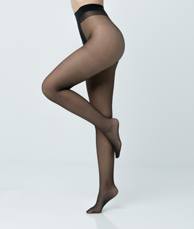 TIGHTS LONTI - BLACK