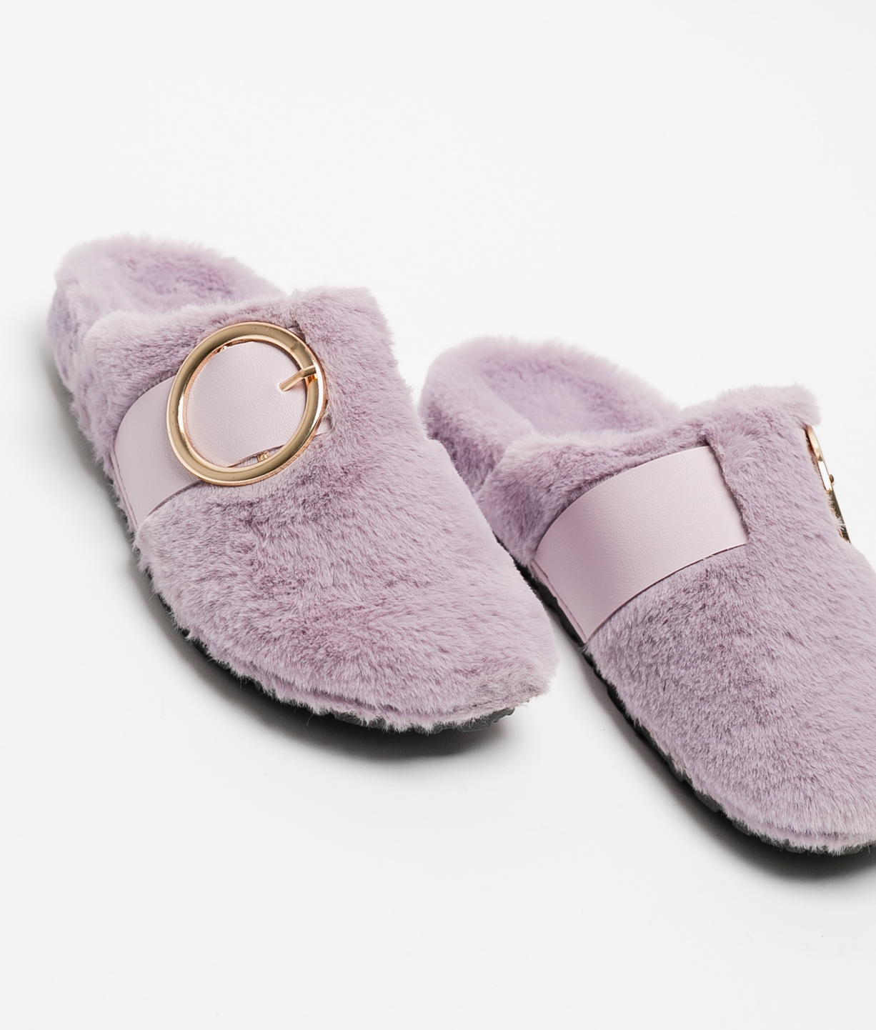 LALI SLIPPERS - PURPLE